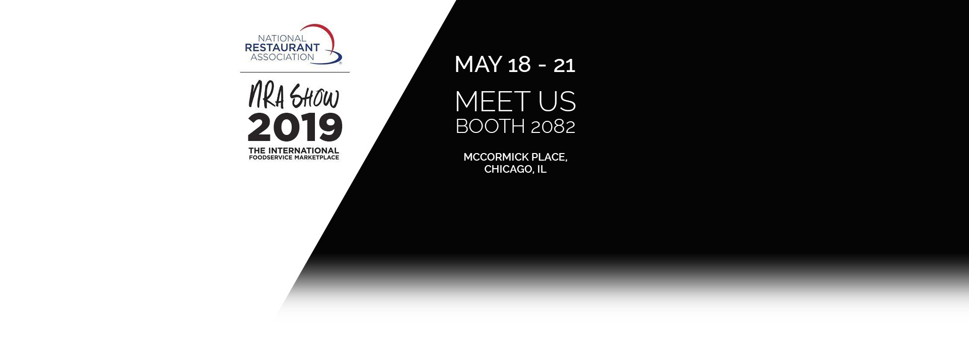EuroCave sera présent au salon NRA 2019 (National Restaurant Association) à Chicago du 18-21 mai.